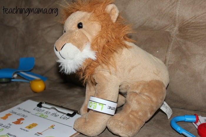lion checkup