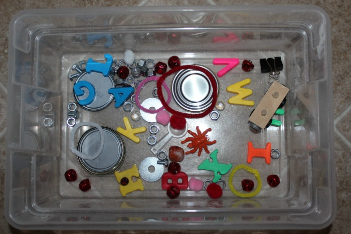 magnetic items