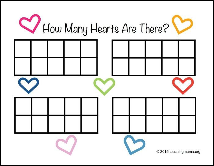 How Many Hearts