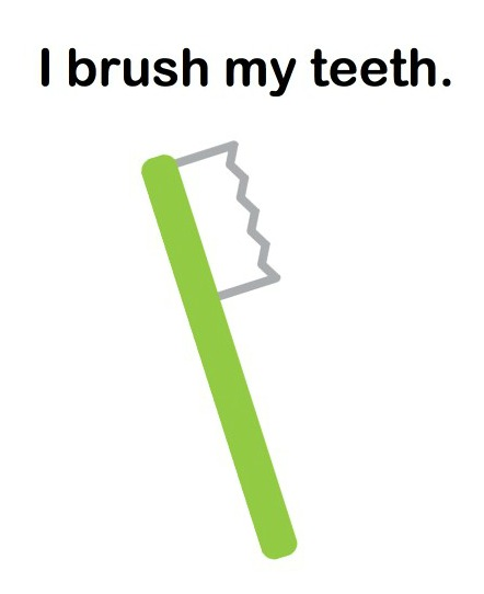 My Teeth Book
