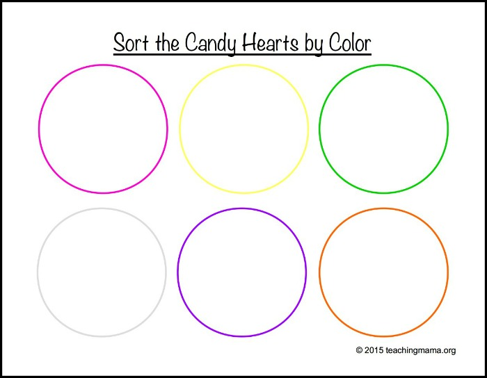 candy heart math printables. Black Bedroom Furniture Sets. Home Design Ideas