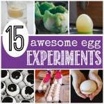 15 Awesome Egg Experiments