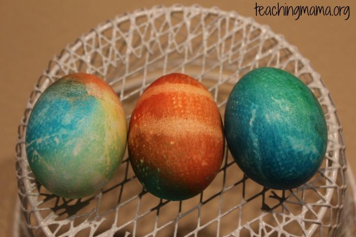 tie dye eggs1