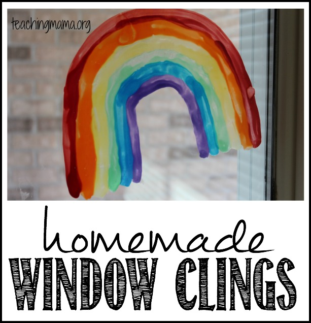 window clings - 600