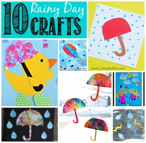 10 Rainy Day Crafts