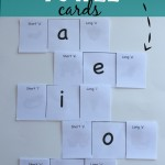 Free Vowel Cards