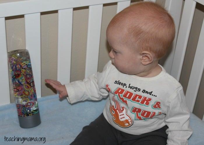 baby sensory bottle