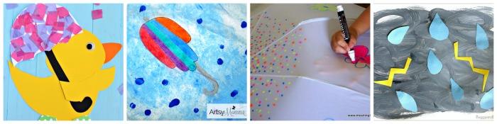 umbrella collage 3