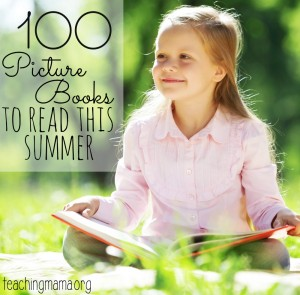 100 Picture Books to Read This Summer