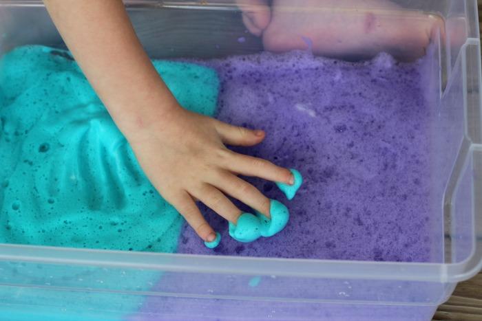 soap foam 3