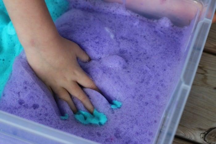 soap foam 4