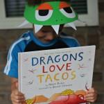 Dragons Love Tacos Book Activities