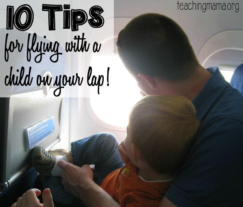 10 tips for flying