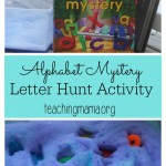 Alphabet Mystery Letter Hunt Activity