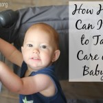 How Hard Can It Be to Take Care of a Baby?