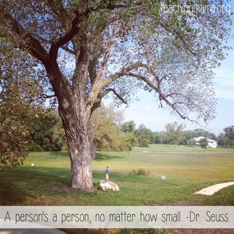 A Person's a Person