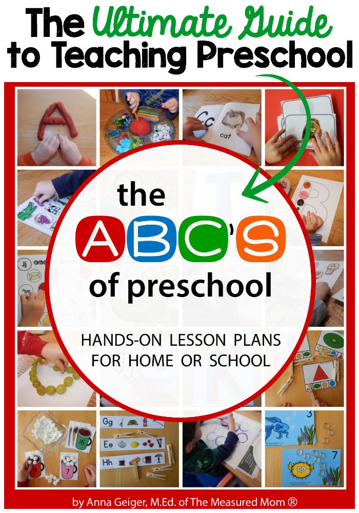 ABCs of Preschool