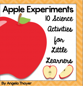 10 Apple Science Activities for Little Learners