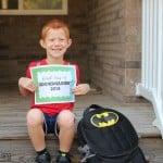 Friday Favorites – 1st Week of School!