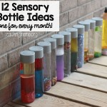 12 Sensory Bottle Ideas – One for Every Month!