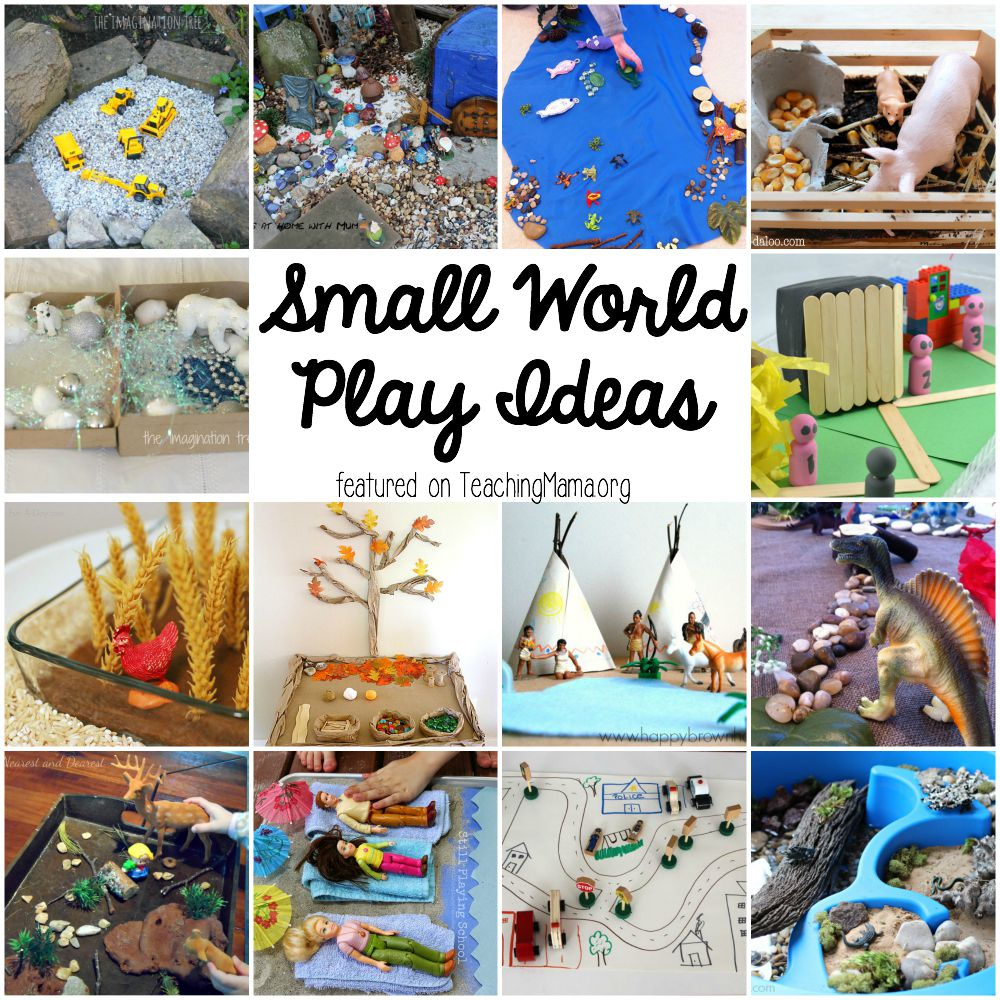 Small World Play Ideas