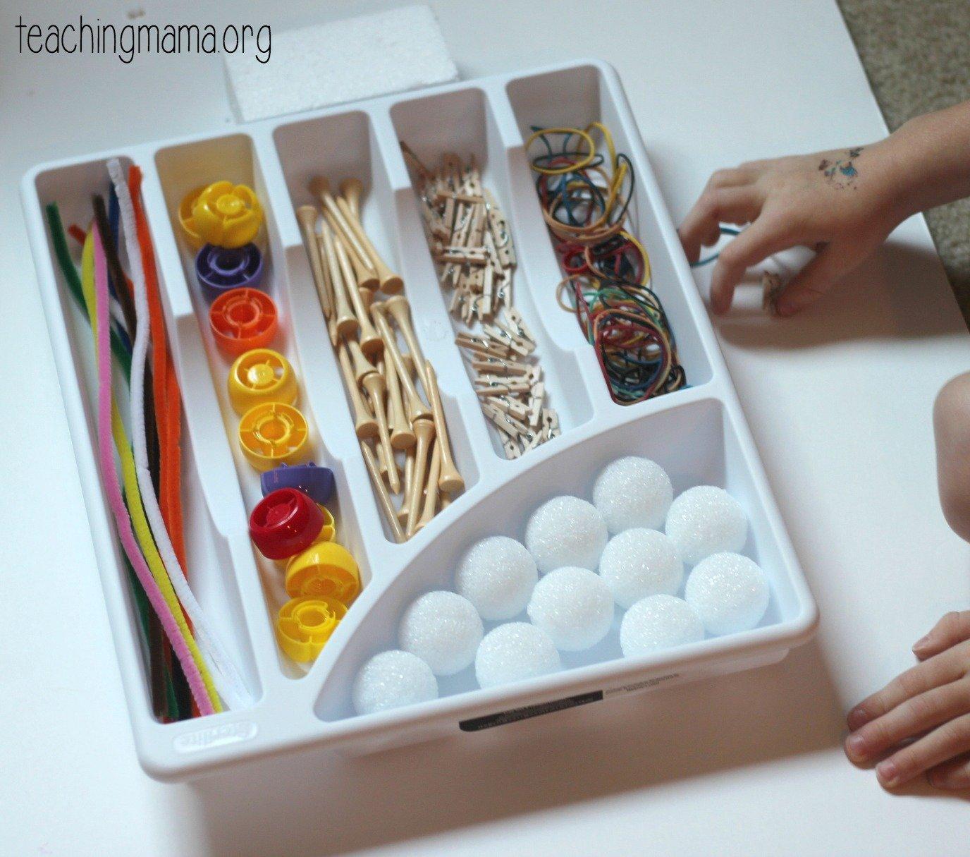 Tinkering Tray