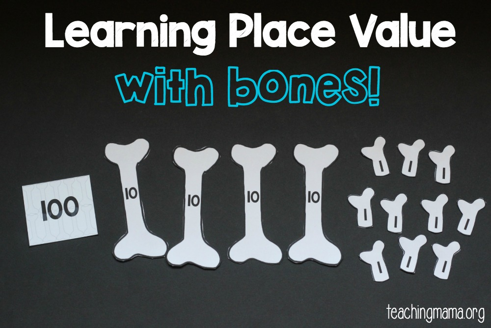 Place Value with Bones