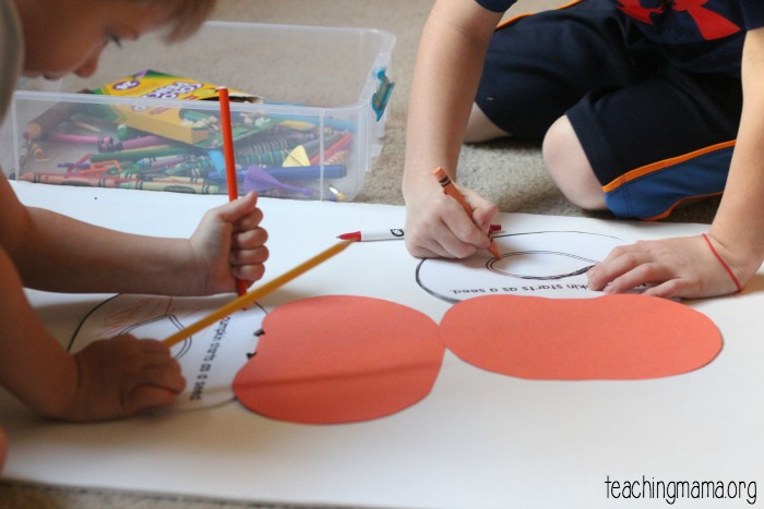 Pumpkin Life Cycle Booklet Free Printable Teaching Mama
