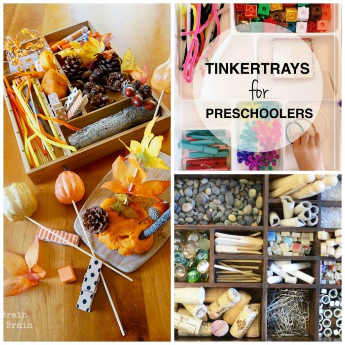 tinker trays