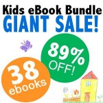 Giant Sale for Kids eBooks!