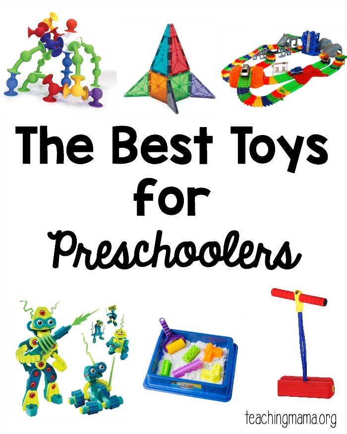 Toys For Preschoolers : The best toys for preschoolers