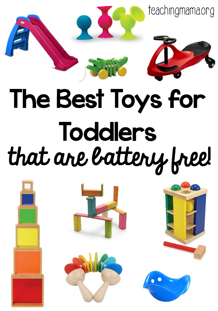 Top Toys For Toddlers : The best toys for toddlers