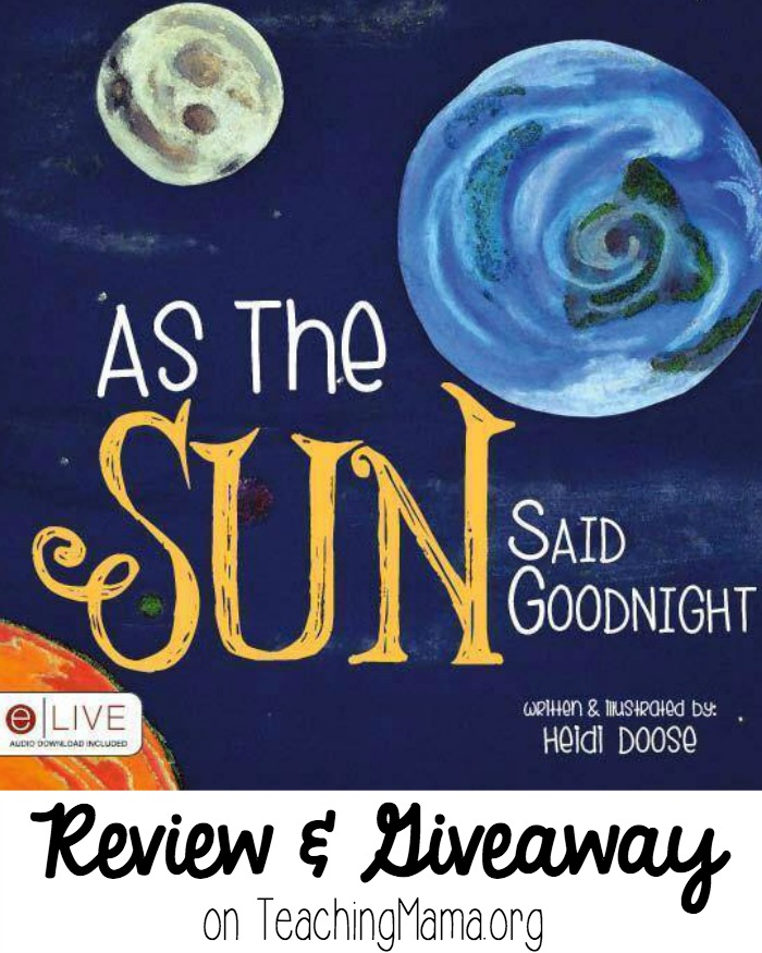 As the Sun Said Goodnight Pin