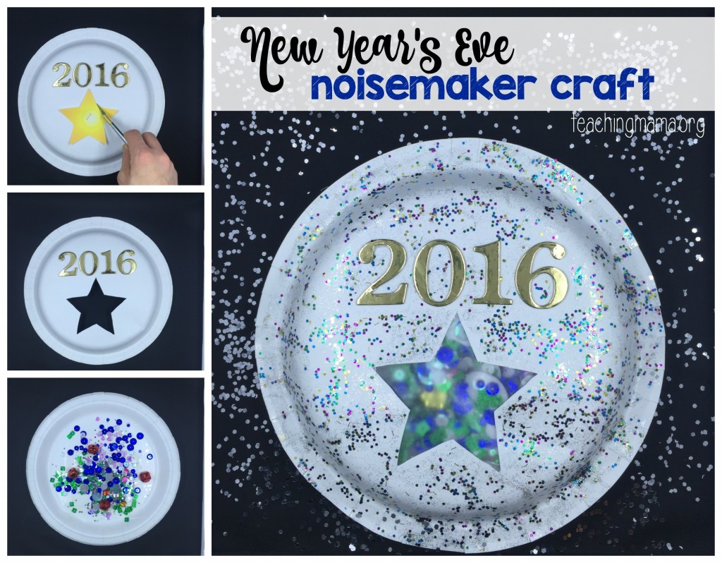 New Year's Eve Craft How To