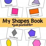 My Shapes Book - Pin