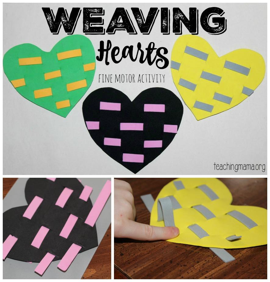 Weaving Hearts Pin
