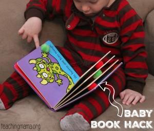 Baby Board Book Hack