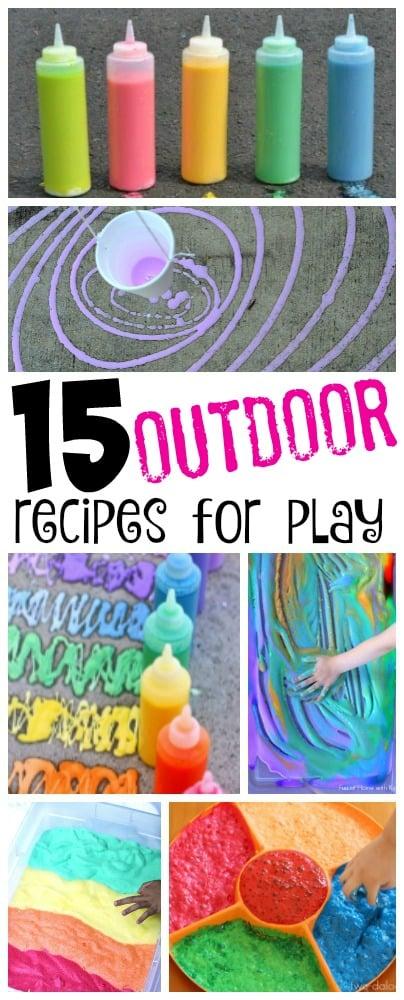 15 Outdoor Recipes
