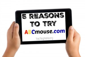5 Reasons to Try ABCmouse.com
