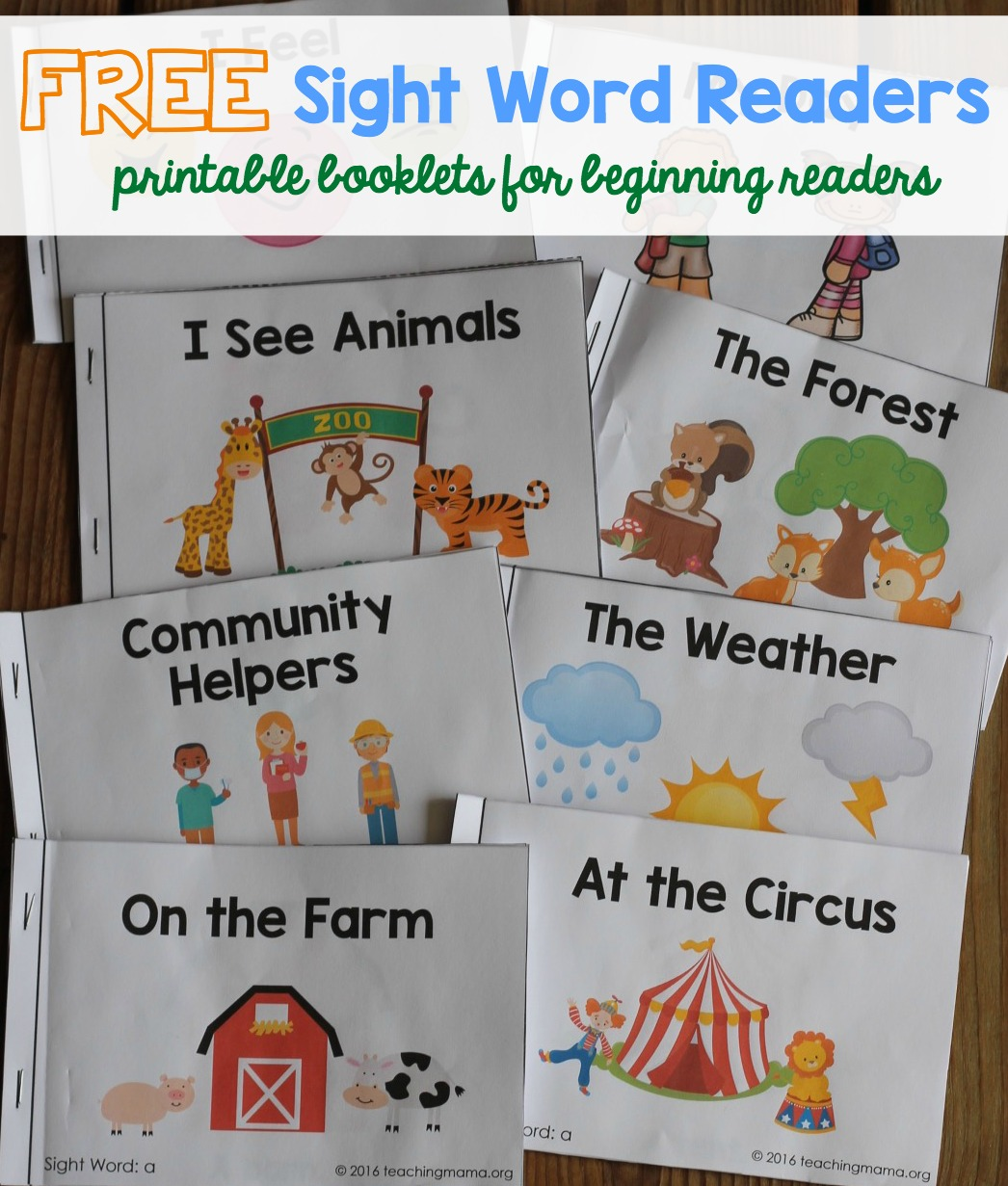picture about Sight Word Printable Books named Sight Term People