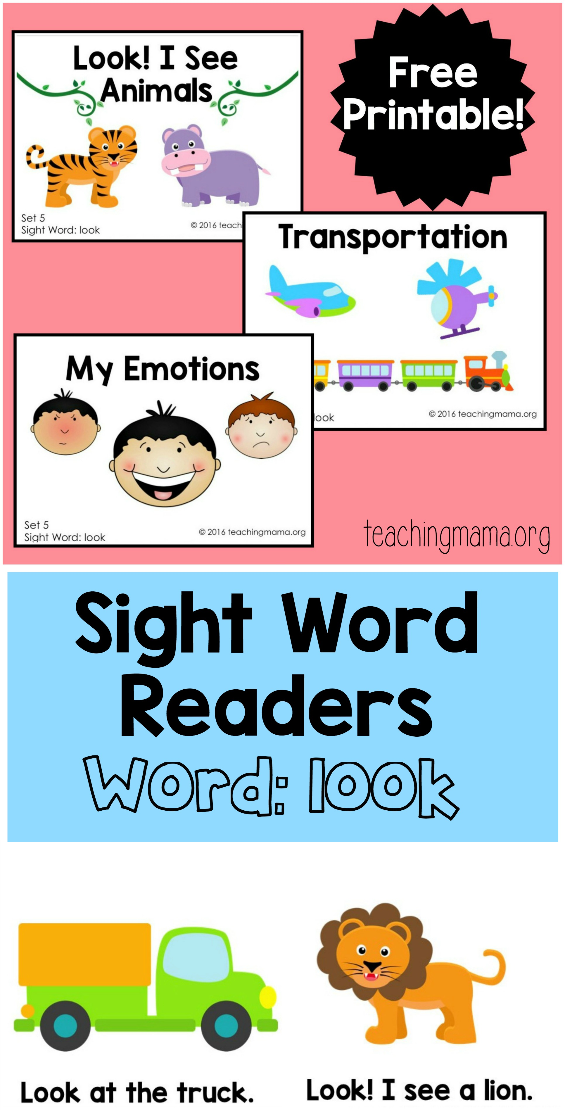 photograph relating to Printable Sight Word Readers identify Sight Term Website visitors for the term Feel