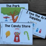 "Sight Word Reader for the Word ""The"""