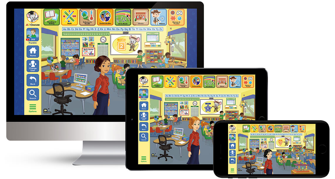 ABCmouse.com for all devices