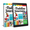 The Toddler Journey Book