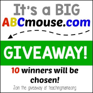 ABCmouse.com Big Giveaway!