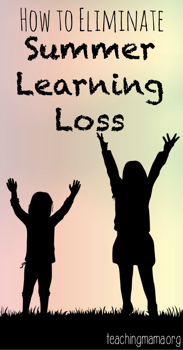 How to Eliminate Summer Learning Loss