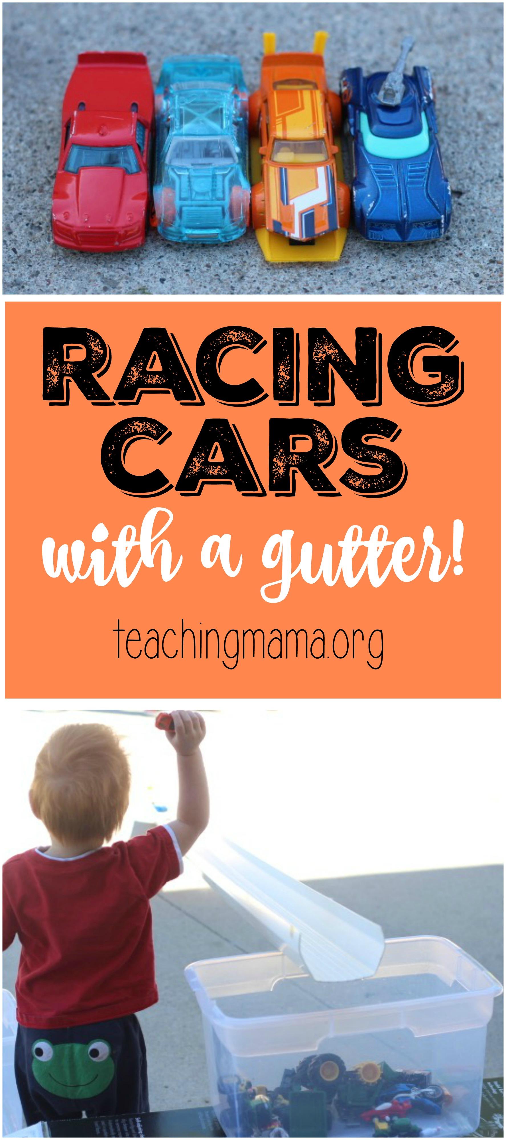 Racing Cars- pin