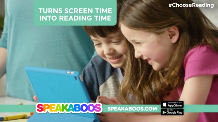 Turn Screen Time into Reading Time