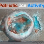 Patriotic Ice Activity