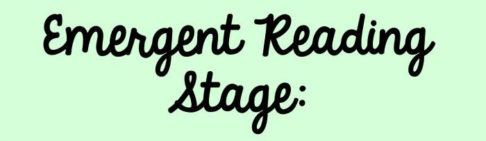 emergent reading2